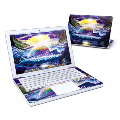 MacBook 13in Skin - Passion Fin