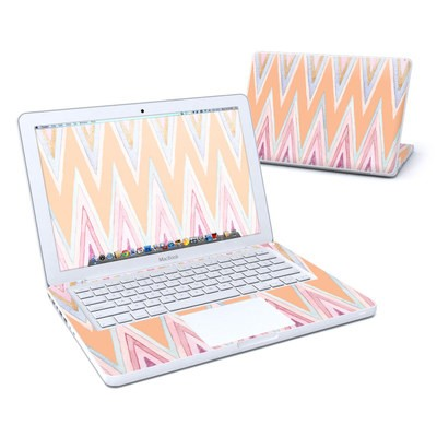 MacBook 13in Skin - Pastel Chevron