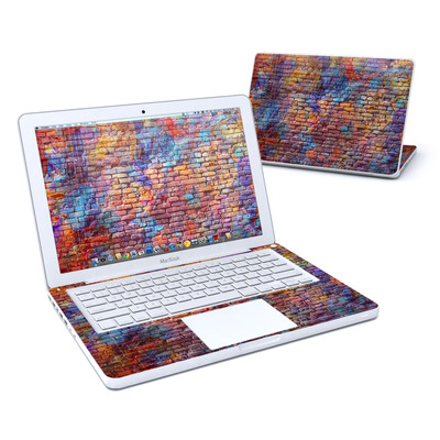 MacBook 13in Skin - Painted Brick