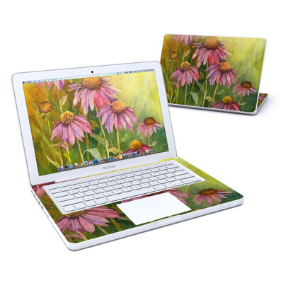 MacBook 13in Skin - Prairie Coneflower