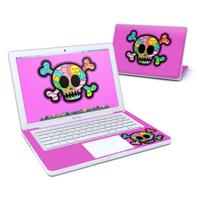 MacBook 13in Skin - Peace Skull