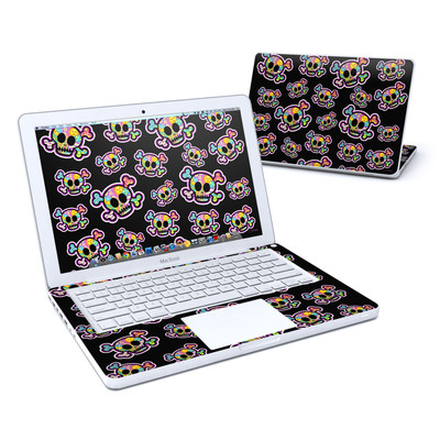 MacBook 13in Skin - Peace Skulls