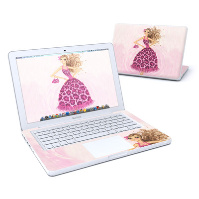 MacBook 13in Skin - Perfectly Pink