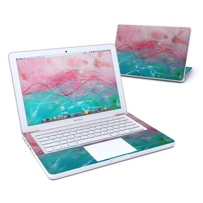 MacBook 13in Skin - Pink Sky