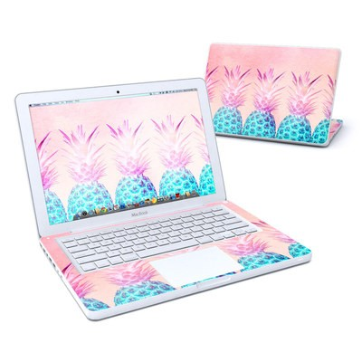 MacBook 13in Skin - Pineapple Farm