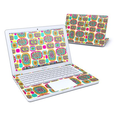MacBook 13in Skin - Pod Flowers