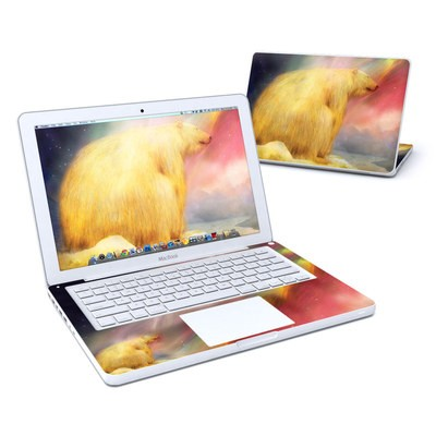 MacBook 13in Skin - Polar Bear