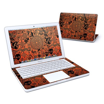 MacBook 13in Skin - Primitive Symbols