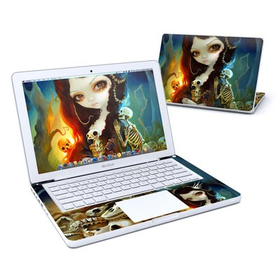 MacBook 13in Skin - Princess of Bones
