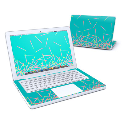 MacBook 13in Skin - Pop Rocks Wands