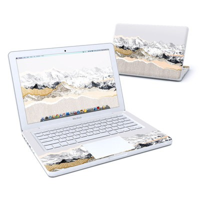 MacBook 13in Skin - Pastel Mountains