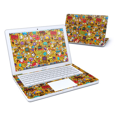 MacBook 13in Skin - Psychedelic