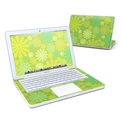 MacBook 13in Skin - Lime Punch