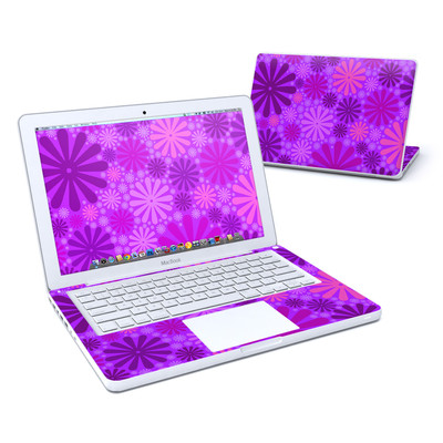 MacBook 13in Skin - Purple Punch