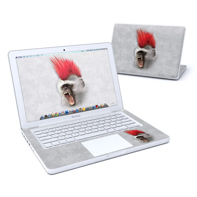 MacBook 13in Skin - Punky
