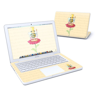 MacBook 13in Skin - Queen Bee