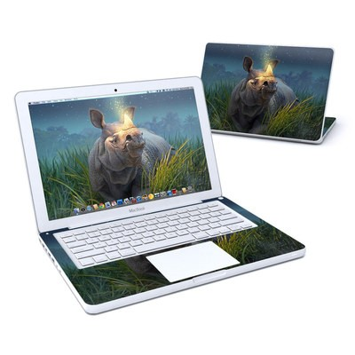 MacBook 13in Skin - Rhinoceros Unicornis