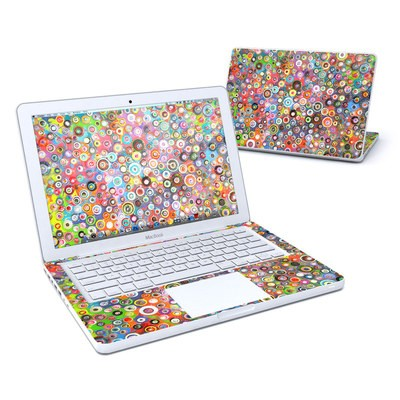 MacBook 13in Skin - Round and Round