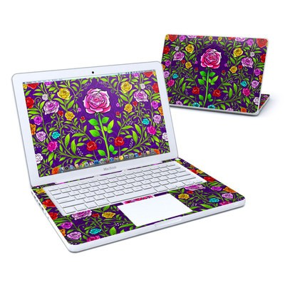MacBook 13in Skin - Rose Burst