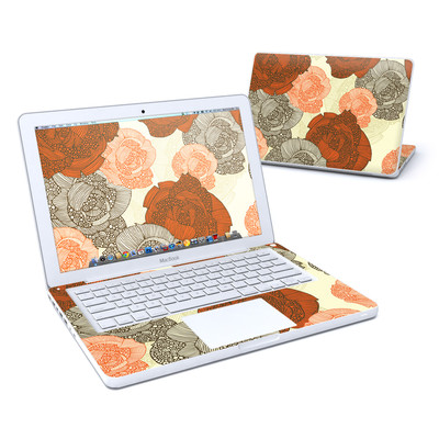 MacBook 13in Skin - Roses