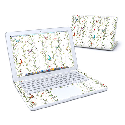 MacBook 13in Skin - Royal Birds