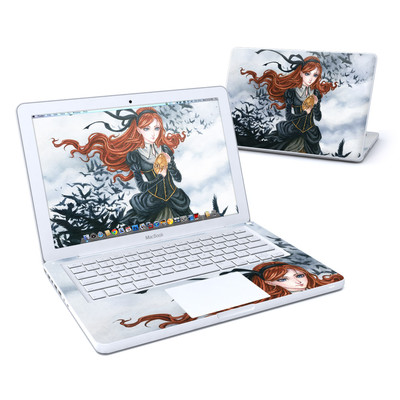 MacBook 13in Skin - Raven's Treasure