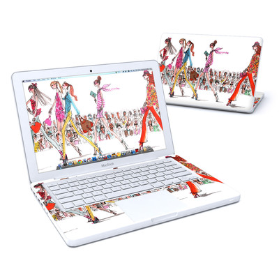 MacBook 13in Skin - Runway Runway