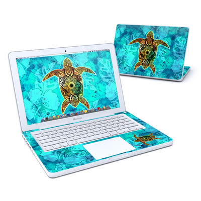 MacBook 13in Skin - Sacred Honu