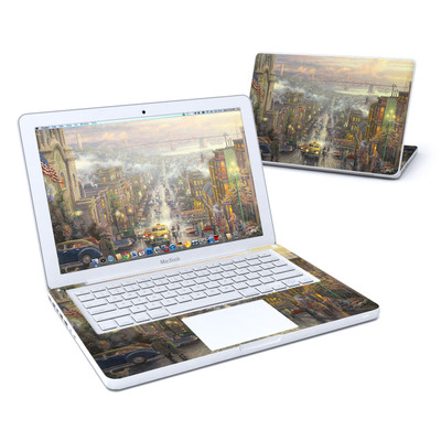 MacBook 13in Skin - Heart of San Francisco