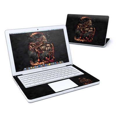 MacBook 13in Skin - Scythe