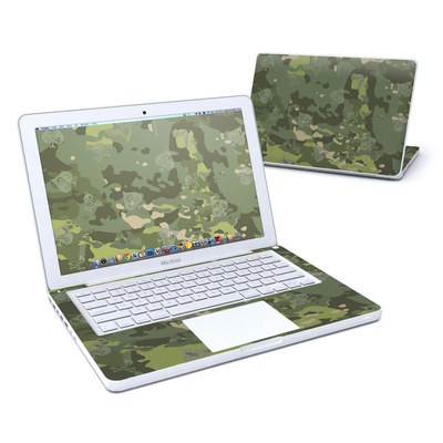 MacBook 13in Skin - SOFLETE Tropical Multicam