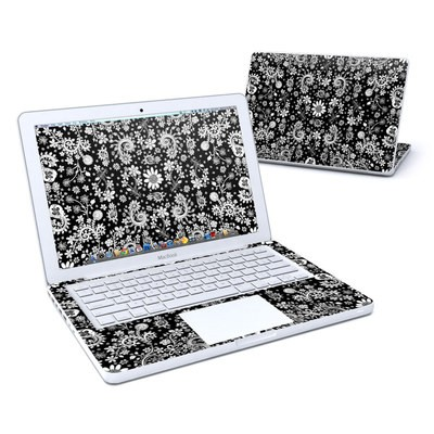 MacBook 13in Skin - Shaded Daisy