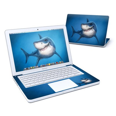 MacBook 13in Skin - Shark Totem