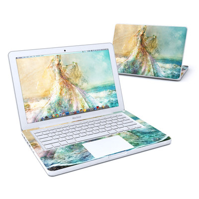 MacBook 13in Skin - The Shell Maiden