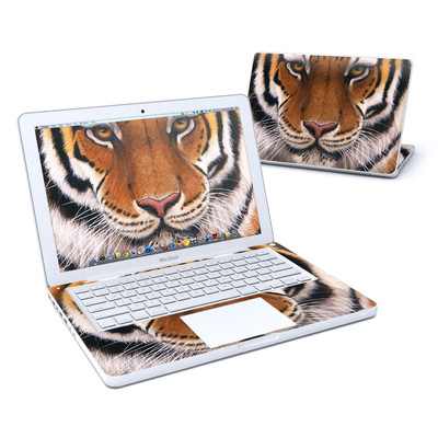 MacBook 13in Skin - Siberian Tiger