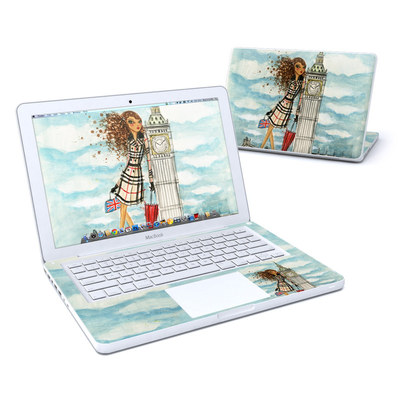 MacBook 13in Skin - The Sights London