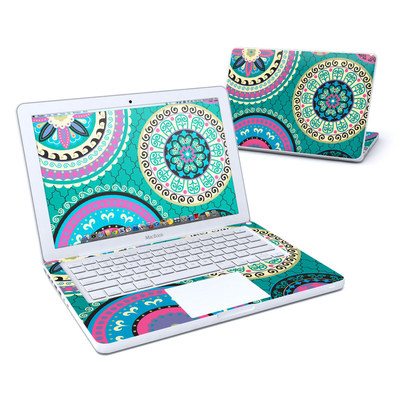 MacBook 13in Skin - Silk Road