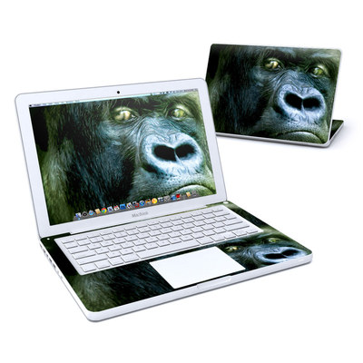 MacBook 13in Skin - Silverback