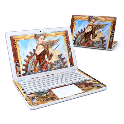 MacBook 13in Skin - Steam Jenny