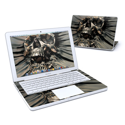 MacBook 13in Skin - Skull Wrap
