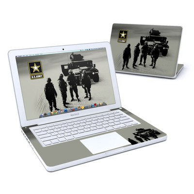 MacBook 13in Skin - Soldiers All