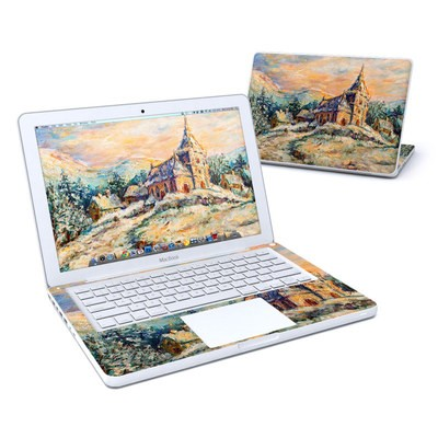 MacBook 13in Skin - Snow Landscape