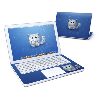 MacBook 13in Skin - Snow Leopard