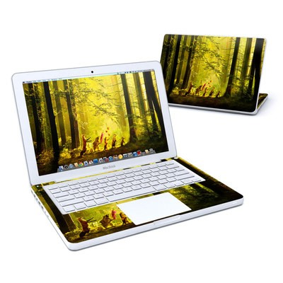 MacBook 13in Skin - Secret Parade