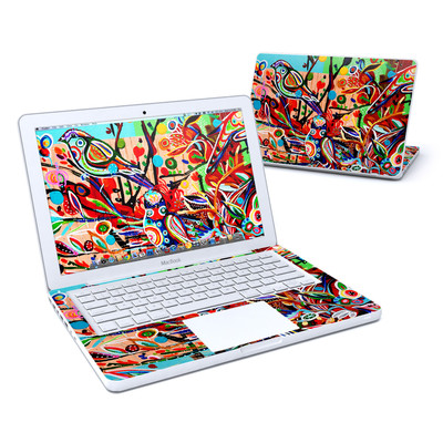 MacBook 13in Skin - Spring Birds