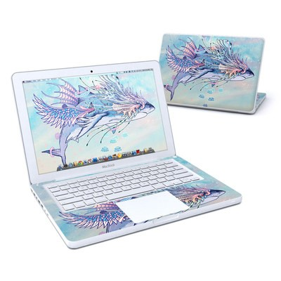 MacBook 13in Skin - Spirit Shark