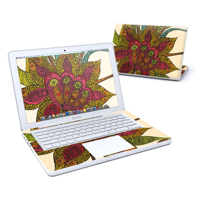 MacBook 13in Skin - Spring Flower