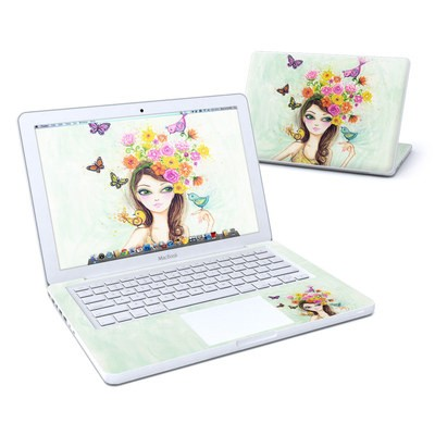 MacBook 13in Skin - Spring Time