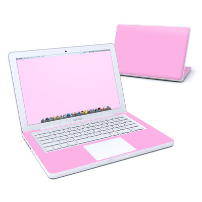 MacBook 13in Skin - Solid State Pink