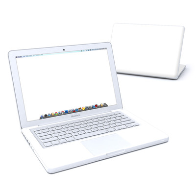 MacBook 13in Skin - Solid State White